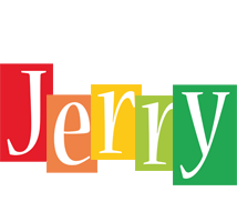 Jerry colors logo
