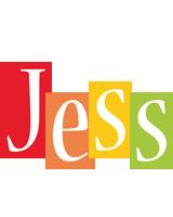 Jess colors logo