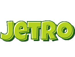 Jetro summer logo