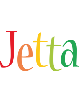 Jetta birthday logo
