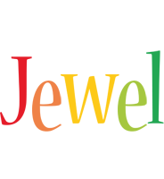 Jewel birthday logo
