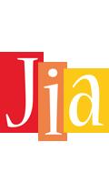 Jia colors logo
