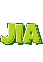 Jia summer logo