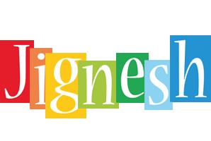 Jignesh colors logo