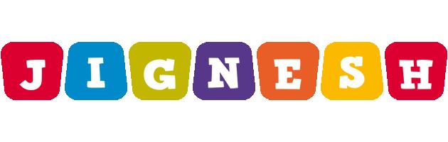 Jignesh kiddo logo