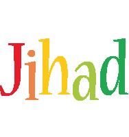 Jihad birthday logo