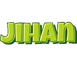 Jihan summer logo