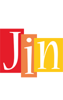 Jin colors logo