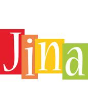 Jina colors logo