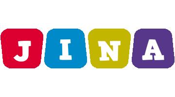 Jina kiddo logo