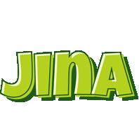 Jina summer logo
