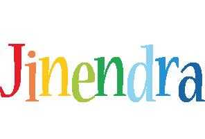 Jinendra birthday logo