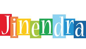Jinendra colors logo