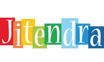 Jitendra colors logo