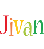 Jivan birthday logo