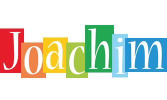 Joachim colors logo