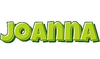 Joanna summer logo