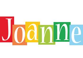 Joanne colors logo
