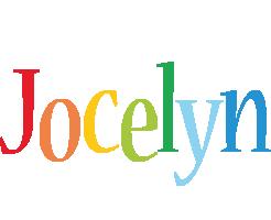 Jocelyn birthday logo