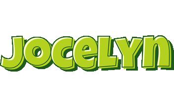 Jocelyn summer logo
