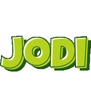 Jodi summer logo