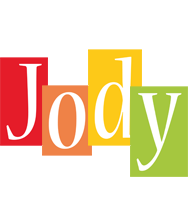 Jody colors logo