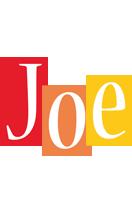 Joe colors logo