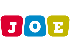 Joe kiddo logo