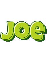 Joe summer logo