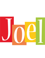 Joel colors logo