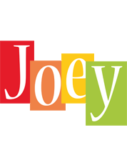 Joey colors logo
