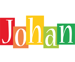 Johan colors logo
