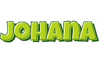 Johana summer logo