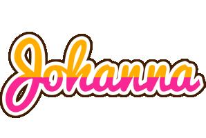 Johanna smoothie logo