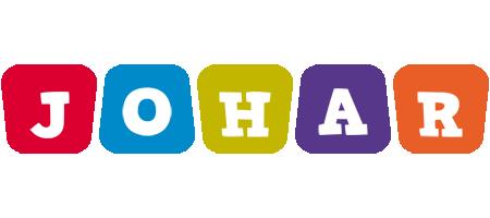 Johar kiddo logo