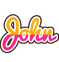 John smoothie logo