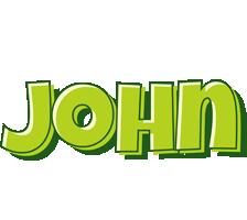 John summer logo