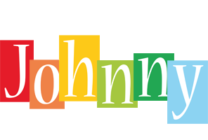 Johnny colors logo