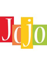Jojo colors logo