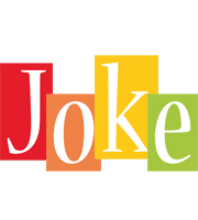 Joke colors logo
