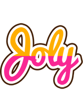 Joly smoothie logo