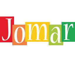 Jomar colors logo