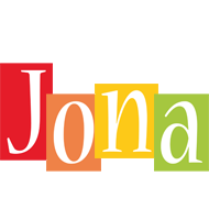 Jona colors logo