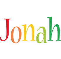 Jonah birthday logo
