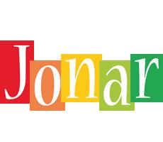 Jonar colors logo