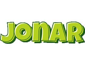 Jonar summer logo
