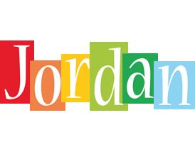 Jordan colors logo