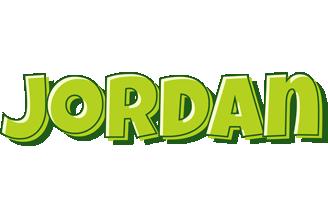 Jordan summer logo