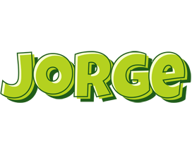 Jorge summer logo