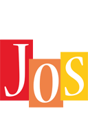 Jos colors logo